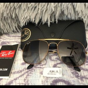Ray Ban RB3561 Gold Frame